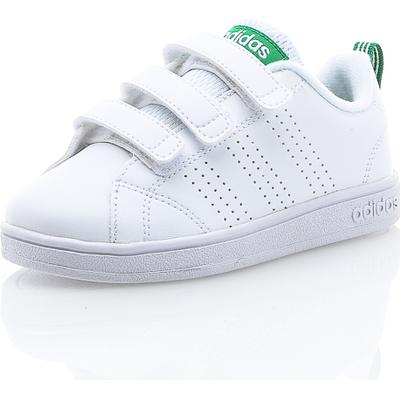Adidas Advantage Clean Kid White