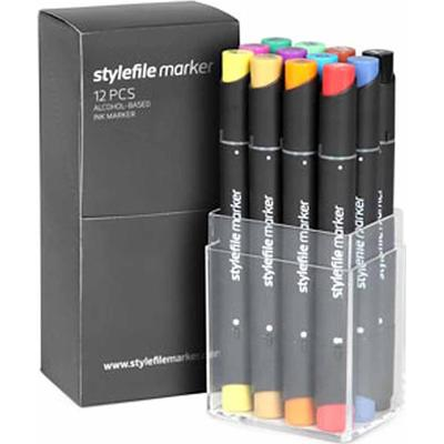 Stylefile marker Marker Classic Main 12-pack