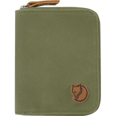 Fjällräven Zip Wallet - Green (F24216)