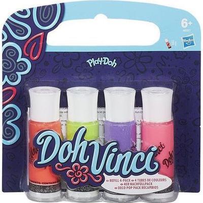 Play-Doh DohVinci Deco Pop Warm Colors