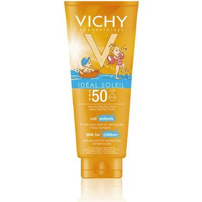 Vichy Ideal Soleil Children'sgentle Milk For Face & Body SPF50 300ml