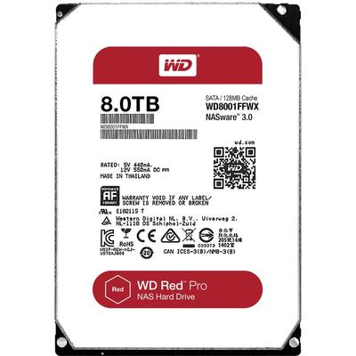 Western Digital Red Pro WD8001FFWX 8TB