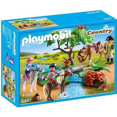 Playmobil Country Horseback Ride 6947