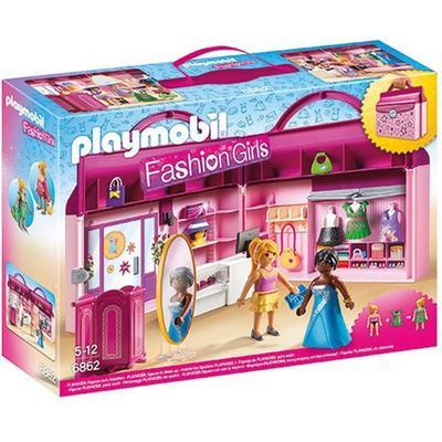 Playmobil Take Along Fashion Boutique 6862