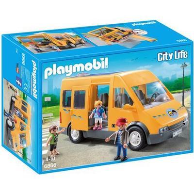 Playmobil School Van 6866