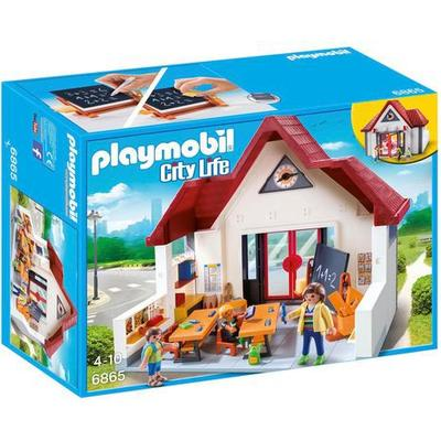 Playmobil Schoolhouse 6865