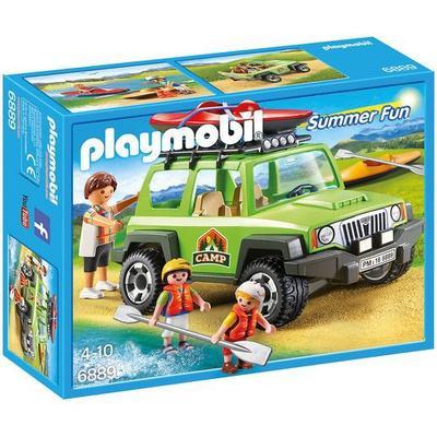 Playmobil Off Road Suv 6889