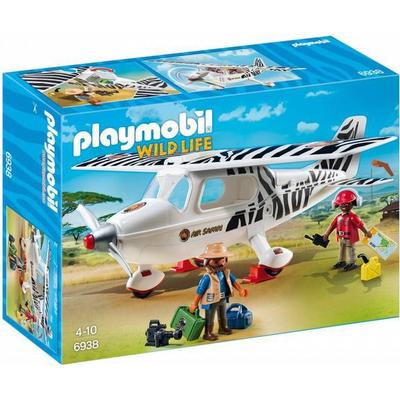 Playmobil Safari Plane 6938
