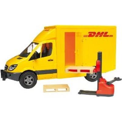 Bruder Mercedes Benz Sprinter Dhl 2534