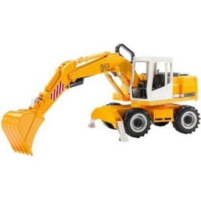 Bruder Liebherr Excavator 02426