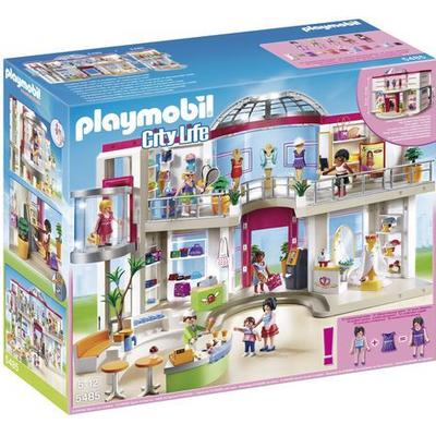 Playmobil Extension for Furnished Shopping Mall 5485