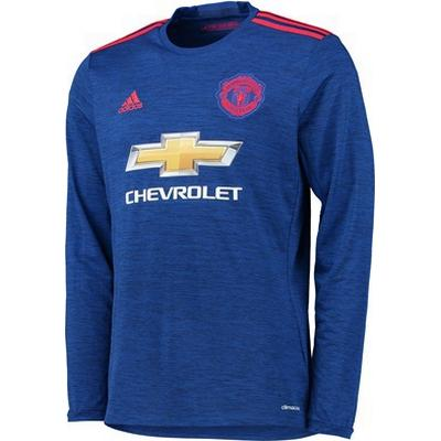 Adidas Manchester United Away LS Jersey 16/17 Sr