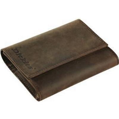Dickies Owendale Leather Wallet - Brown (08 410217)