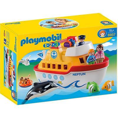 Playmobil My Take Along Ship 6957