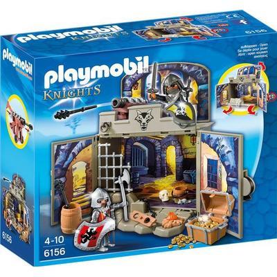 Playmobil My Secret Knights' Treasure Room Play Box 6156