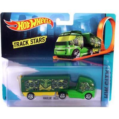 Hot Wheels Truck City