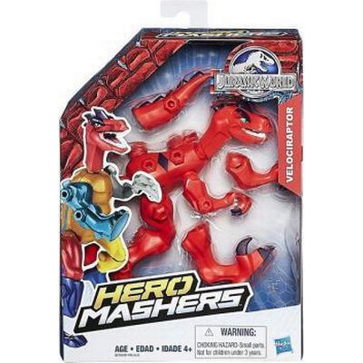 Hasbro Jurassic World Hero Mashers Velociraptor Figure B2160