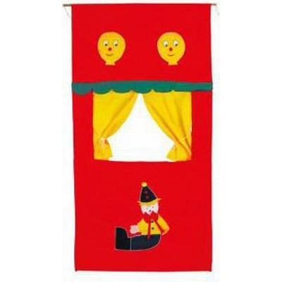Legler Puppet Theatre Textile