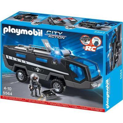 Playmobil Swat Command Vehicle 5564