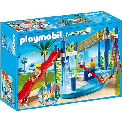 Playmobil Water Park Play Area 6670