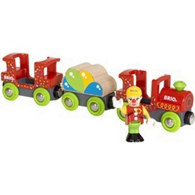 Brio Fun Park Clown Train 33756