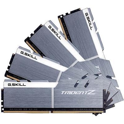 G.Skill Trident Z Silver DDR4 4133MHz 4x8GB (F4-4133C19Q-32GTZSWF)