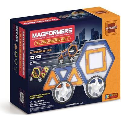 Magformers XL Cruiser 32pc Set