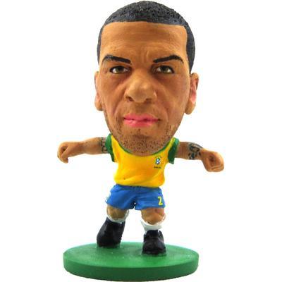 Soccerstarz Brazil Dani Alves