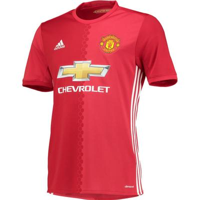 Adidas Manchester United Home Jersey 16/17 Sr