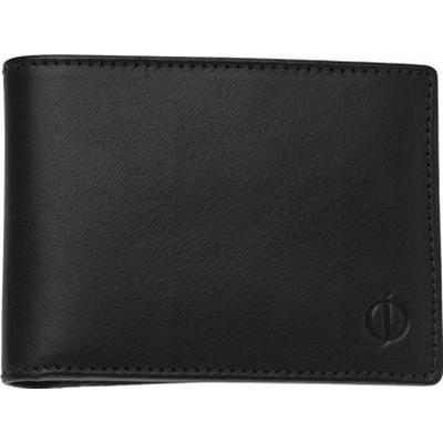 Oscar Jacobson Leather Wallet - Black (15525 0001)
