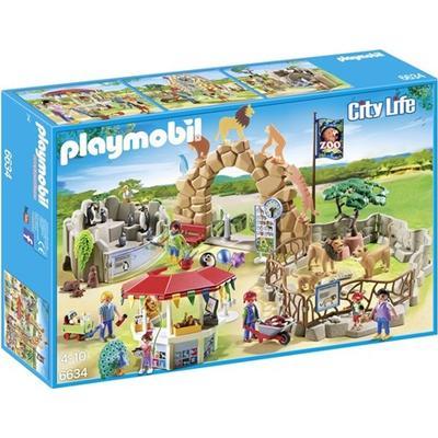 Playmobil Large City Zoo 6634