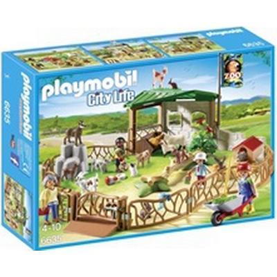 Playmobil Children's Petting Zoo 6635