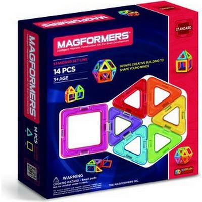 Magformers Standard Set 14pc