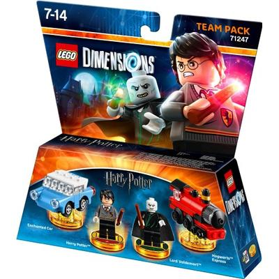 Lego Dimensions Harry Potter Team Pack 71247