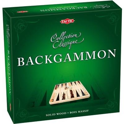 Tactic Backgammon