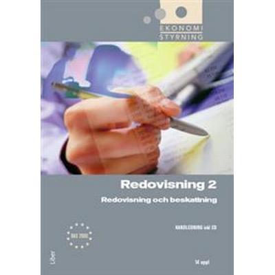 Ekonomistyrning Redovisning 2 Lärarhandledning med CD (Övrigt format, 2014)
