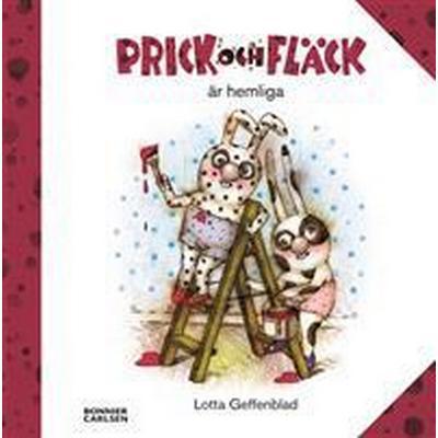 Prick och Fläck är hemliga (E-bok, 2015)