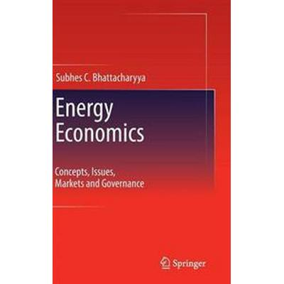 Energy Economics: Concepts, Issues, Markets and Governance (Inbunden, 2011)
