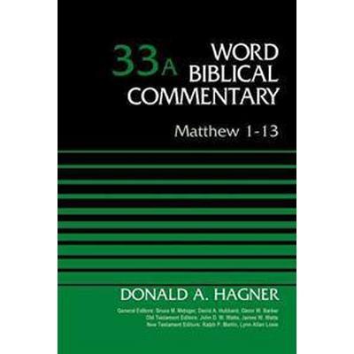 Matthew 1-13 (Inbunden, 2015)