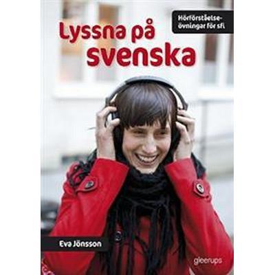 Lyssna på svenska Hörförståelseövn för Sfi (Ljudbok CD, 2008)