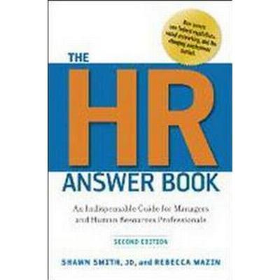 The HR Answer Book (Inbunden, 2011)