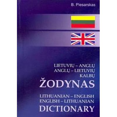 Lithuanian-EnglishEnglish-Lithuanian Dictionary (Häftad, 2011)