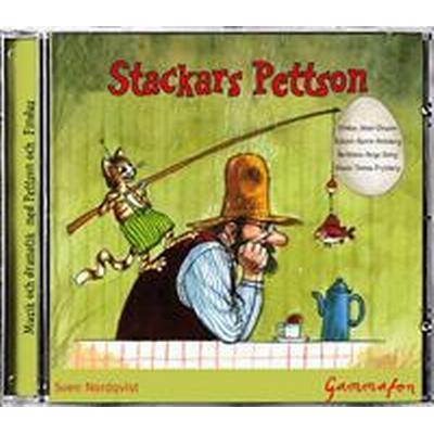 Stackars Pettson (Ljudbok nedladdning, 2014)