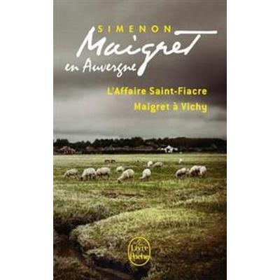 Maigret en Auvergne (Pocket, 2013)