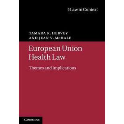 European Union Health Law (Inbunden, 2015)