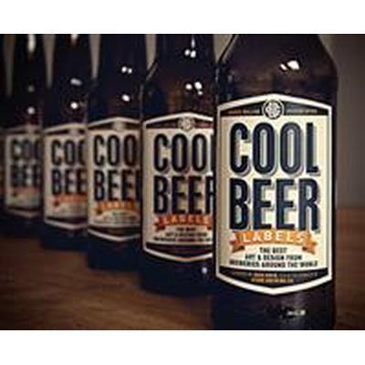 Cool Beer Labels (Inbunden, 2014)
