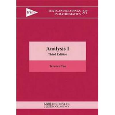 Analysis I (Inbunden, 2014)
