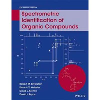 Spectrometric Identification of Organic Compounds (Häftad, 2014)