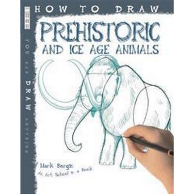 How to Draw Prehistoric and Ice Age Animals (Häftad, 2012)