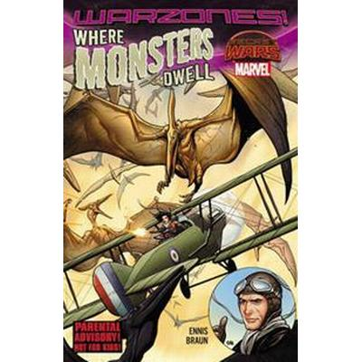 Where Monsters Dwell (Pocket, 2016)